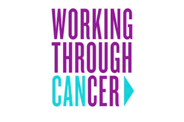 Working Through Cancer network logo