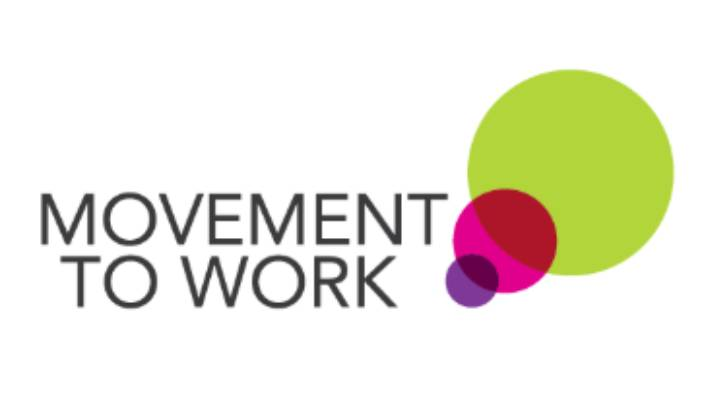 Logo of the Movement to Work scheme