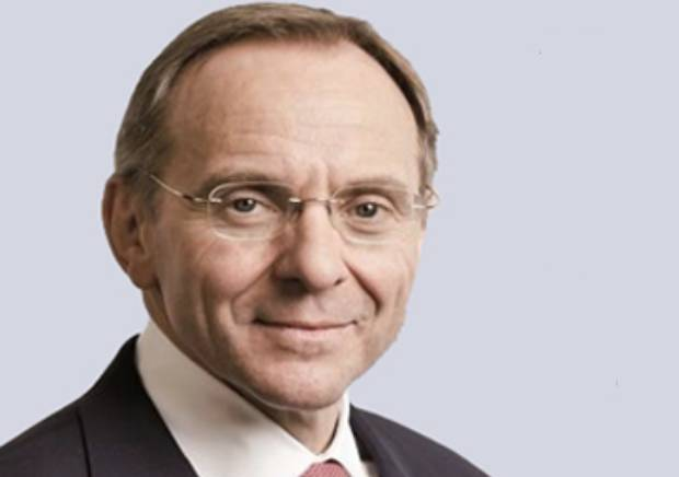 John Manzoni, Chief Executive of the Civil Service and Cabinet Office Permanent Secretary