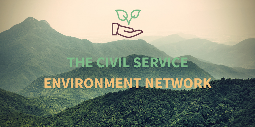Civil Service Environment Network banner