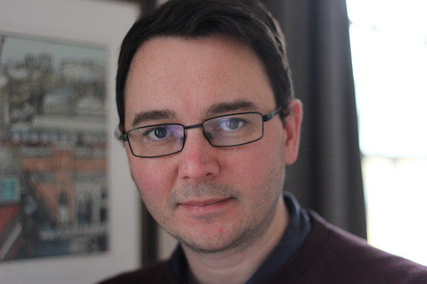 Iain Forbes, Head of the Centre for Connected and Autonomous Vehicles
