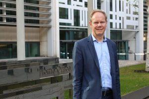 Home Office Permanent Secretary Matthew Rycroft