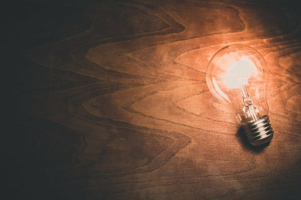 Light bulb idea: The Prison Leavers Project is trialling new approaches to try and cut reoffending rates