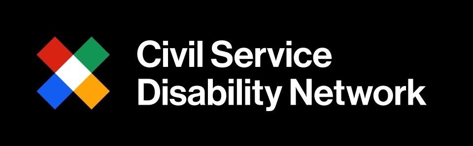 Civil Service Disability Network logo