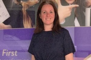 Katy Bradford, Chief Operating Officer (COO) for Outwood Grange Academies Trust