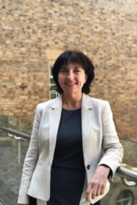 Dr Janet Young, Interim DG, Government Property