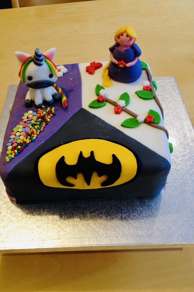 Image of a child's cake