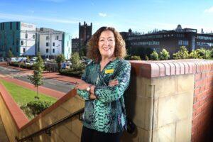 Dame Jackie Daniel, NHS Trust CEO